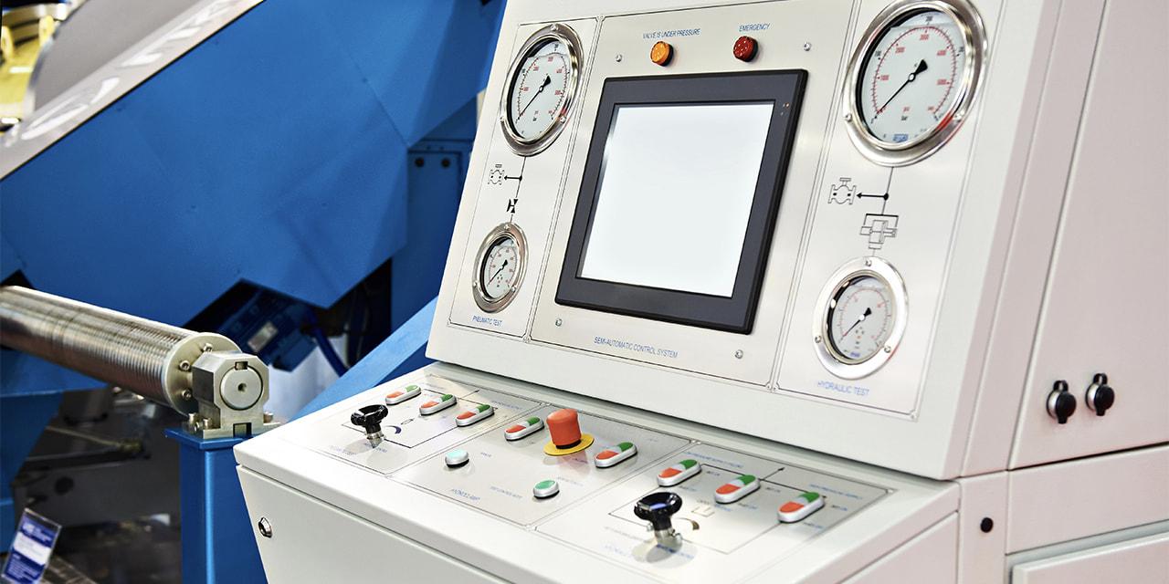 denatec-semi-automatic-control-system-test-bench