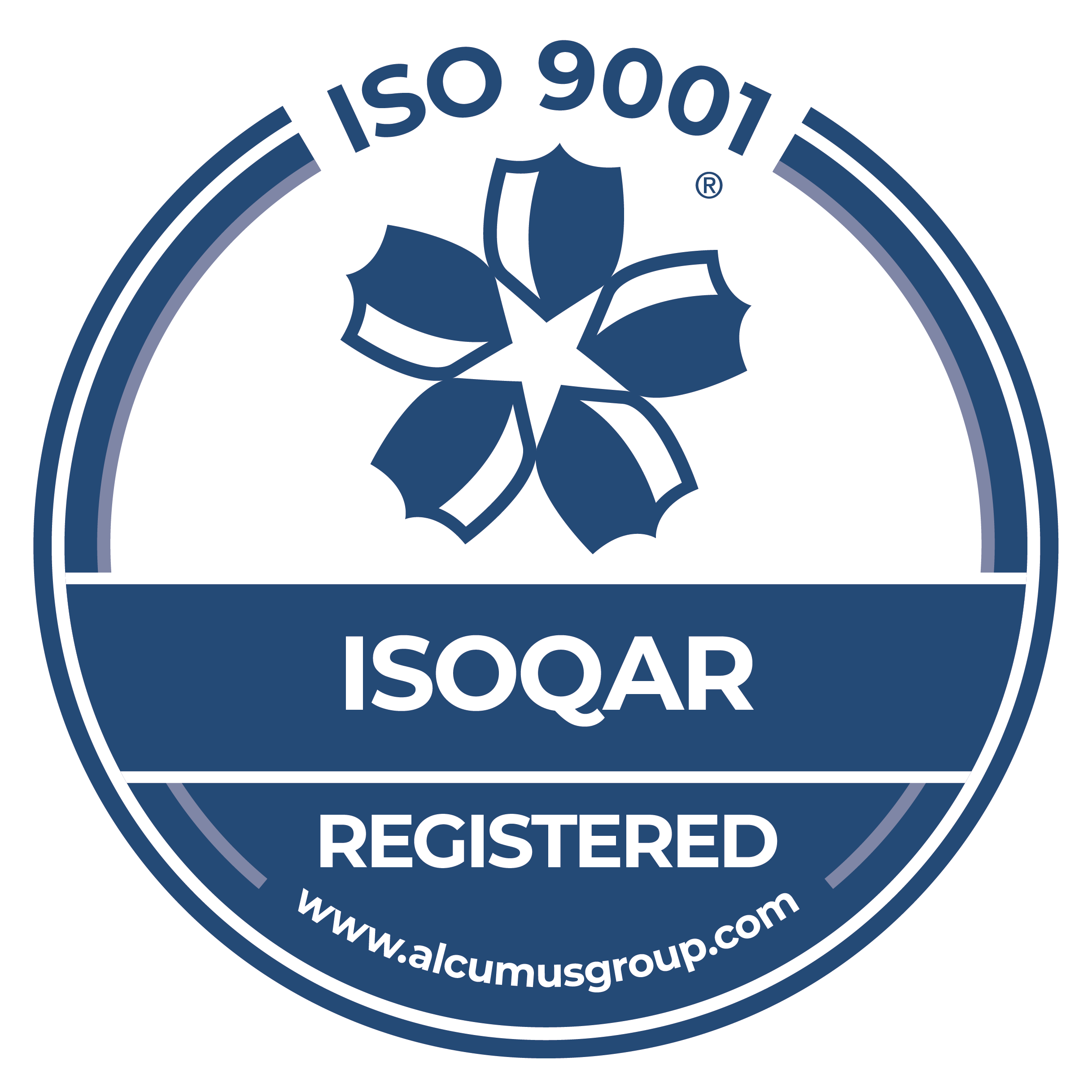 ISO9001 Stamp